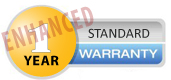 enhanced standard warranty