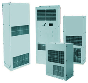 Profile Series Internal/External Mount Air Conditioners