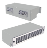 recessed twin blowers