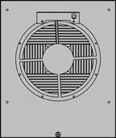KNP100F Filter Fan