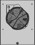 KNP60F Filter Fan