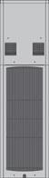 SlimKool series SP43 480 Volt