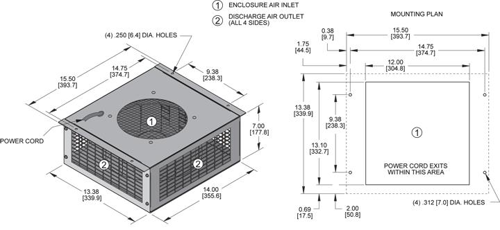 KP4E315/101 Pagoda General Arrangement Drawing