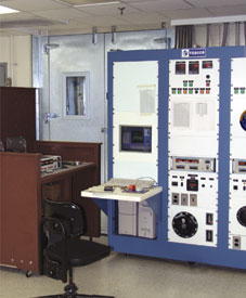 Testing Facilities & Instruments