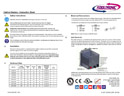 KSEHT Fan Heaters Instruction Sheet