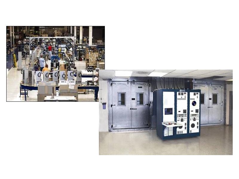 New Pennington, NJ manufacturing facility